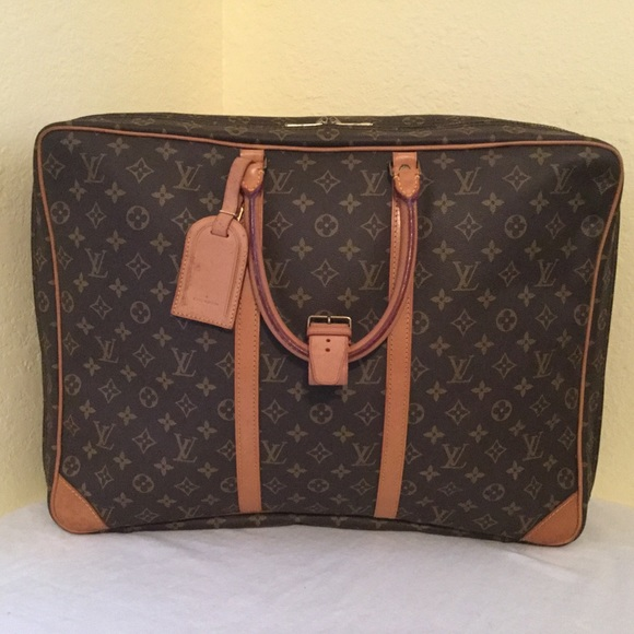 119398484 Louis Vuitton Handbags - LV Mono HandCarry Maleta Luggage SuitCase Sirius